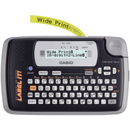 CASIO KL120L 16-Digit, 2-Line Label Printer (R-CIOKL120L)