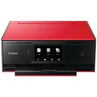 CANON 1371C022 PIXMA(R) TS9020 All-in-One Wireless Printer (Red) (R-CND1371C022)