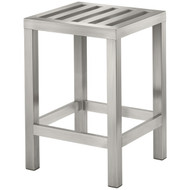 Brooklyn Collection CON03 The Brooklyn Collection Medium Bench (Stainless Steel) (R-CNRCON03)