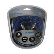 Audiopipe Platinum Plated Interconnect Cable 12ft (R-CPM12)