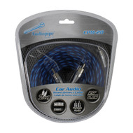 Audiopipe Platinum Plated Interconnect Cable 20ft (R-CPM20)