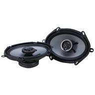 """CRUNCH CS5768CX CS Series Speakers (5"""" x 7""""/6"""" x 8"""", Coaxial, 250 Watts max) (R-CRUCS5768CX)"""