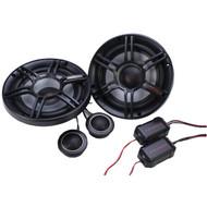 "CRUNCH CS65C CS Series 6.5"" 300-Watt 2-Way Component Speaker System (R-CRUCS65C)"