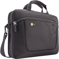 "CASE LOGIC AUA-316A 15.6"" Notebook/iPad(R) Slim Case (Anthracite) (R-CSLGAUA316A)"