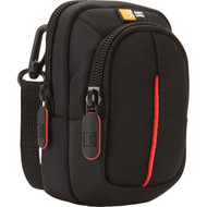 CASE LOGIC DCB-302BLACK Point & Shoot Case (Black) (R-CSLGDCB302BK)