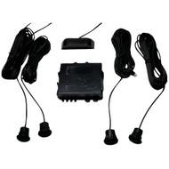 CRIMESTOPPER CA-5010.II Parking-Sensor System with Top Display (Without Metal Bumper Sensors) (R-CSPCA5010II)