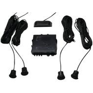 CRIMESTOPPER CA-5010.II.MBS Parking-Sensor System with Top Display (With Metal Bumpers) (R-CSPCA5010IIMBS)