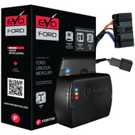 Fortin EVO-FOR.T1 Preloaded Module & T-Harness Combo (Ford(R), Lincoln(R) & Mercury(R) 2008 & Up Standard Key Vehicles) (R-CSPEVOFORT1)