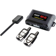 CRIMESTOPPER RS4-G5 Cool Start(TM) 1-Way 5-Button Remote-Start & Keyless-Entry System with Trunk Pop (R-CSPRS4G5)