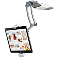 CTA Digital PAD-KMS iPad(R)/Tablet 2-in-1 Kitchen Mount Stand (R-CTAKMS)