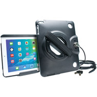 CTA Digital PAD-ACG iPad Air(R) 2/iPad Air(R)/iPad(R) Antitheft Case with Built-in Grip Stand (R-CTAPADACG)