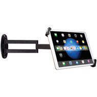 CTA Digital PAD-ASWM iPad(R)/Tablet Articulating Security Wall Mount (R-CTAPADASWM)