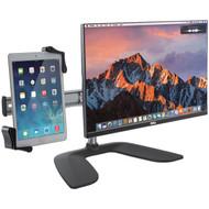 CTA Digital PAD-DSVT Dual-Screen VESA(R) & iPad(R)/Tablet Workstation (R-CTAPADDSVT)