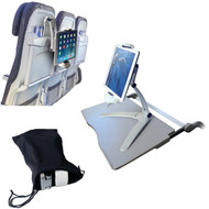 CTA Digital PAD-TSA Air Travel Mount Stand for iPad(R) & Tablets (R-CTAPADTSA)