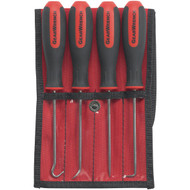 "GEARWRENCH 84040 4-Piece 3 1/8"" Mini Hook & Pick Set (R-CTO84040)"