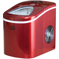 Igloo ICE108-RED Compact Ice Maker (Red) (R-CURICE108R)