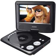 "Sylvania SDVD7073 7"" Swivel-Screen Portable DVD Player (R-CURSDVD7073)"