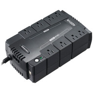 CyberPower CP425SLG 8-Outlet Standby UPS System ($75,000 connected equipment guarantee) (R-CYBCP425SLG)