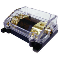 DB LINK ANLFB01 Gold 2-Position ANL Fuse Block (R-DBDANLFB01)