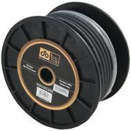 DB LINK MKPW4BK100 Maxkore(TM) 100% OFC Copper Soft-Touch Power & Ground Wire (4 Gauge, 100ft, Black Ground) (R-DBDMKPW4BK100)