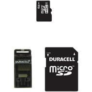 DANE-ELEC DA-3IN1-04G-R 4GB Class 4 microSD(TM) Card (R-DEMDA3IN104GR)