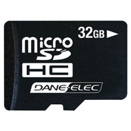 DANE-ELEC DA-3IN1-32G-R microSD(TM) Card (32GB) (R-DEMDA3IN132GR)