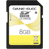 DANE-ELEC DA-SD-8192-R SD(TM) Card (8GB) (R-DEMDASD8192R)