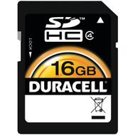DURACELL DU-SD1016G-R Class 10 SDHC(TM) Card (16GB) (R-DEMDUSD1016GR)