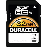 DURACELL DU-SD1032G-R Class 10 SDHC(TM) Card (32GB) (R-DEMDUSD1032GR)