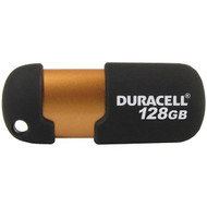 DURACELL DU-Z128GCNN3-R Capless USB 2.0 Flash Drive (128GB) (R-DEMDUZ128GCNN3R)
