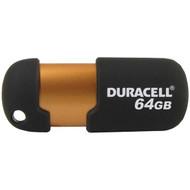 DURACELL DU-Z64GCAN3-R Capless USB 2.0 Flash Drive (64GB) (R-DEMDUZ64GCAN3R)