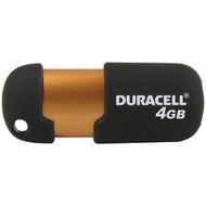DURACELL DU-ZP-04G-CA-N3-R 4GB USB 2.0 Flash Drive (R-DEMDUZP04GC3R)