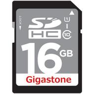GIGASTONE GS-SDHCU116G-R Class 10 UHS-1 Card (SDHC(TM); 16GB) (R-DEMSDHCU116GR)