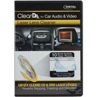 Digital Innovation 41905 CleanDr(R) Car A/V Laser Lens Cleaner (R-DGI41905)