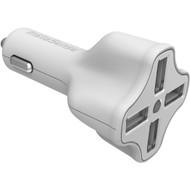 DIGIPOWER PC-406I InstaSense(TM) 6.2-Amp 4-Port USB Car Charger (R-DGPC406I)