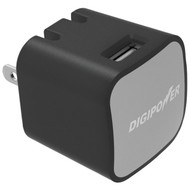 DIGIPOWER IS-AC2 InstaSense(TM) 2.4-Amp Single-USB Wall Charger (R-DGPISAC2)