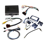 Crux Radio Replacement W/Swc Retention For Gm Lan 29 Bit Vehicles (Dash Kit Included) (R-DKGM49)