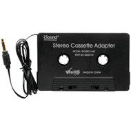 ISOUND ISOUND-1642 Stereo Cassette Adapter (R-DRM1642)