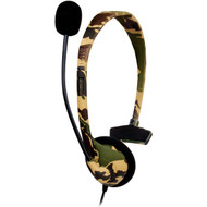 DREAMGEAR DG360-1722 Xbox 360(R) Broadcaster Headset (Camo) (R-DRM1722)