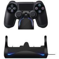 DREAMGEAR DGPS4-6402 PlayStation(R)4 Dual Charging Dock (R-DRMPS46402)
