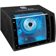 "DUAL SBP8A 8"" Amplified Bandpass Box (R-DULSBP8A)"