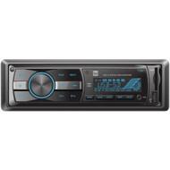 DUAL XR4115 Single-DIN In-Dash Mechless AM/FM Receiver (R-DULXR4115)
