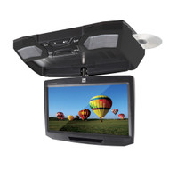 "Dual 10.1"" flip down USBDVD with HDMI input (R-DVC104HD)"