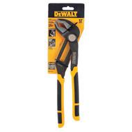 """Dewalt 12"""" V-Jaw Pushlock Pliers (R-DWHT74432)"""