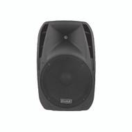 """Audiopipe Studio Z 15"""" ABS Loudspeaker Enclosure 400W Max 8 Ohm SVC (R-DZB1550UB)"""