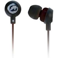 ECKO UNLIMITED EKU-CHA2-BK Ecko Chaos 2 Earbuds with Microphone (Black) (R-EKUCHA2B)