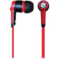 ECKO UNLIMITED EKU-HYP-RD Hype Earbuds with Microphone (Red) (R-EKUHYPRD)