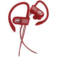 ECKO UNLIMITED EKU-RNR2-RD Bluetooth(R) Runner2 Earhook Earbuds with Microphone (Red) (R-EKURNR2RD)