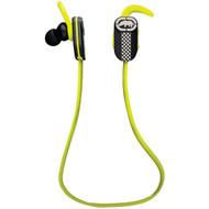 ECKO UNLIMITED EKU-RNR-GRN Bluetooth(R) Runner Earbuds with Microphone (Green) (R-EKURNRGRN)