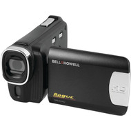 BELL+HOWELL DNV6HD-BK 20.0-Megapixel Rogue DNV6HD 1080p IR Night-Vision Camcorder (R-ELBDNV6HDBK)